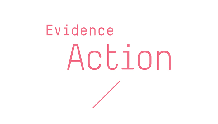 Evidence Action's Deworm the World Logo
